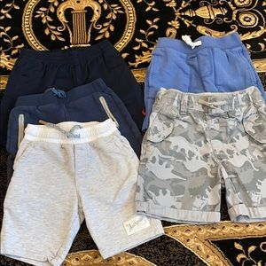 Other - Boys set of 5 shorts size 4t mixed